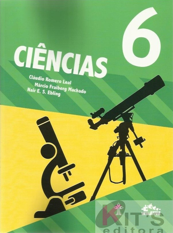 Ciências interativa 6° ano - CPB