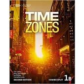 Time Zones 1B - 2nd: COMBO SPLIT - 7º ANO