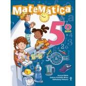 Matemática interagir e crescer 5° ano - CPB